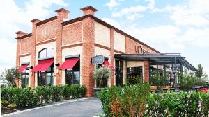 L'Osteria Restaurant Außenansicht