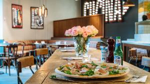 L'Osteria Restaurant Innenansicht