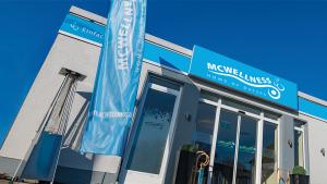 McWellness Filiale Dortmund Außenansicht