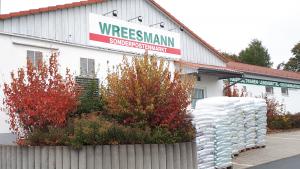 Wreesmann Filiale Außenansicht