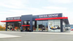 Swiss Sense Filiale Außenansicht