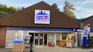 Centershop Filiale Wassenberg Außenansicht
